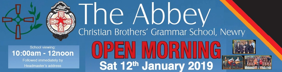 Abbey Website Slider