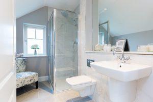 Whitegables Malahide Apple Orchard Construction Master Bathroom