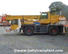 PPM 350 ATT All Terrain Mobile Crane