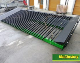 McCloskey S130 S190 Hydraulic Tipping Grids