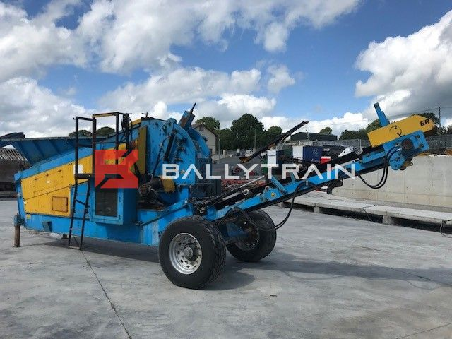 Rubble Buster S2R Impact Crusher