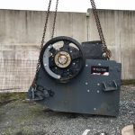 New/Unused Maximus 1200 x 800 Jaw Crusher Sold
