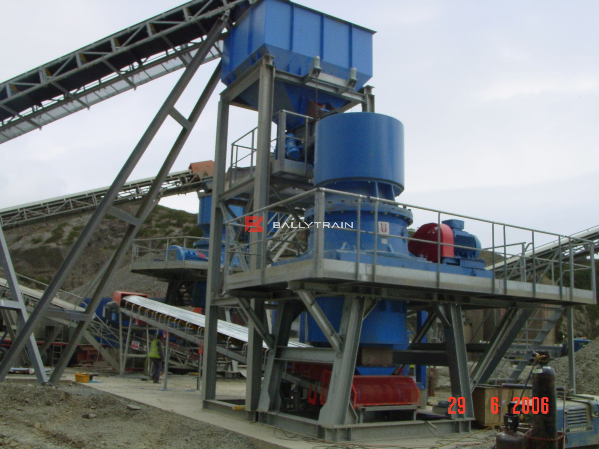 PSP 5FT Cone Crusher Special