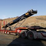 Roco W40R Wheeled Conveyor