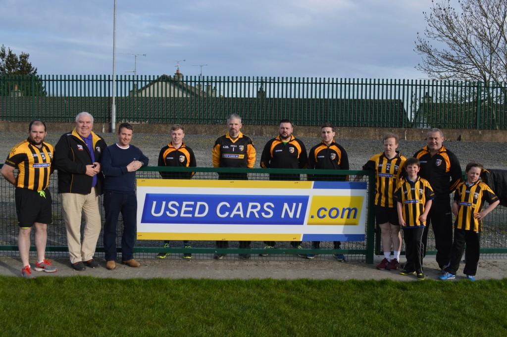 Crossmaglen Rangers Gac Used Cars Ni Sponsorship