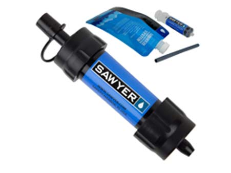 sawyer mini water filter ,Mountain Ways Ireland - What's in my rucksack? Water filter