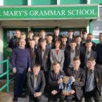 Mrs Kelly Enjoys First Hurling Success as Principal