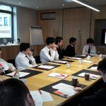 Business Studies pupils on trip to Progressive Building Society