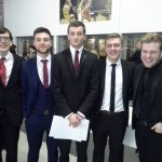 Students at A2 Prizegiving 2016