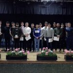 Group of prizewinners