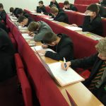 Pupils attending Amazing Brains session
