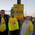 Darkness Into Light walkers finish the walk