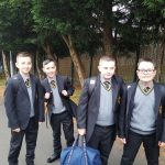 Year 8 First Day 2019