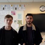 Chris McKernan and Fionntan Dempsey