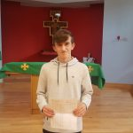 Finn McCann - 10 A*s and one A