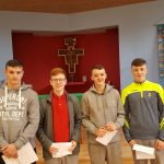 Harry Monahan, Ciaran Morris, Eoin Kelly and Niall Martin