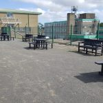 New picnic furniture