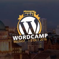 WordCamp Belfast 2016
