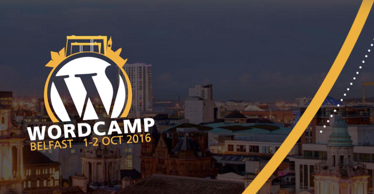 WordCamp Belfast 2016