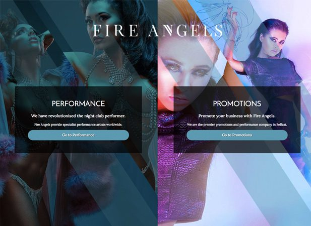 Fire Angels Portfolio Piece