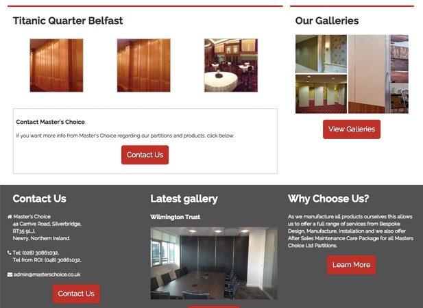 Masters Choice Wibble Design portfolio