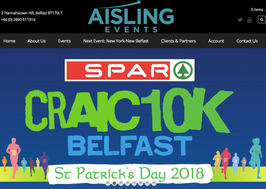 Aisling Events