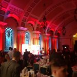 The gala event took place in City Hall