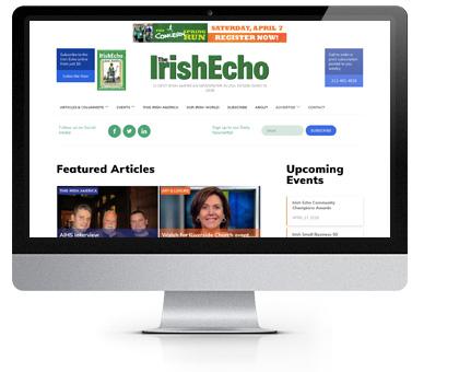 Irish Echo Newspaper
