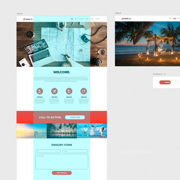 Adobe XD: Our key tool in web design and UI/UX design | We