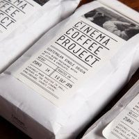 Cinema Coffee Project by Wibble