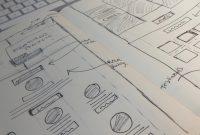 Web design concept creation