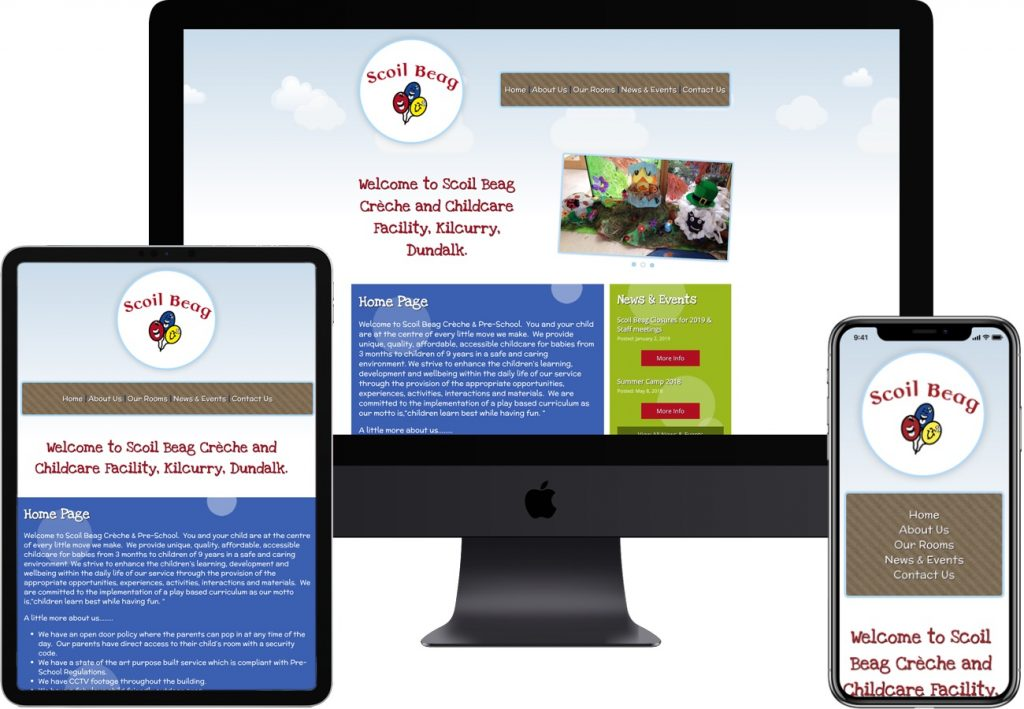 Scoil Beag project by Wibble
