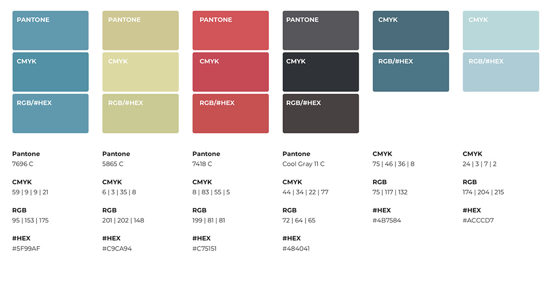 We Are Wibble Blog - Brand Refresh Part 1 - New Colour Scheme