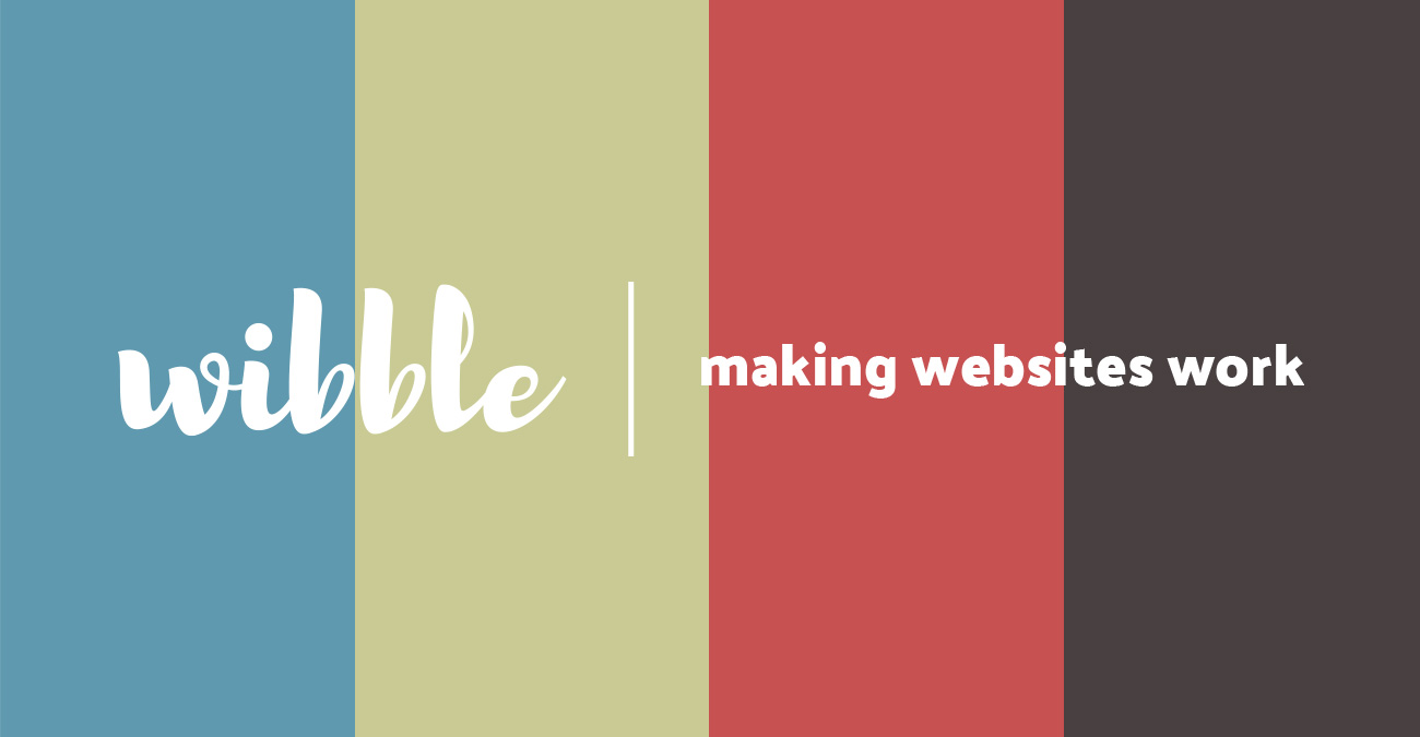 We Are Wibble. Refresh: Part 1 – Wibble's Identity