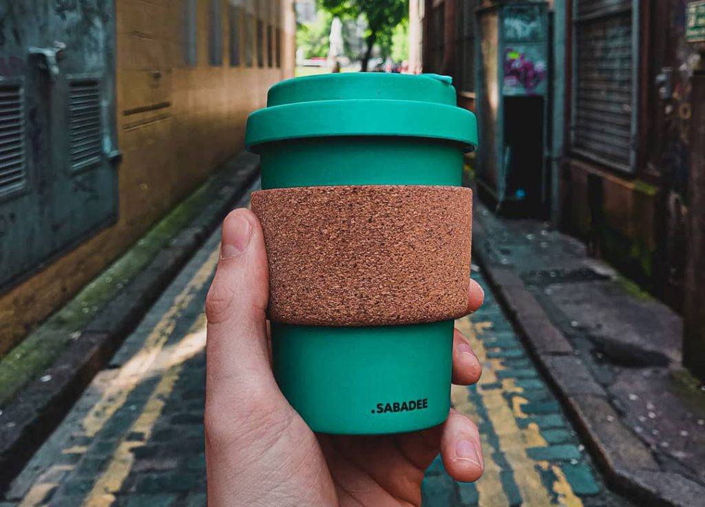 Travel Coffee Cup - Blog: One month as a Wibbler