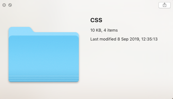 Blog CSS vs Bootstrap - CSS file size