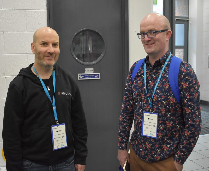 Wibble at WordCamp Dublin 2019