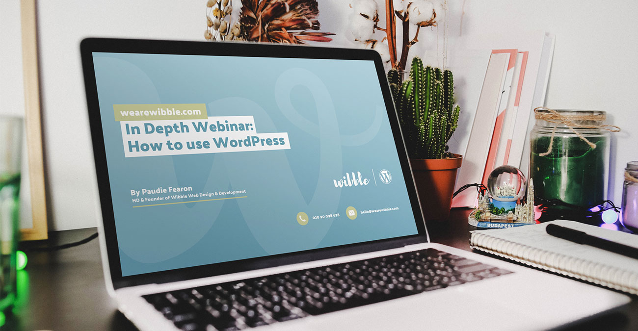 Wibble - WordPress training seminar – your questions answered