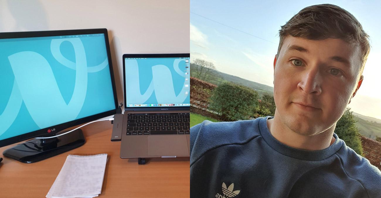 Our new Wibbler, Shane - Wibble Web Design & Development