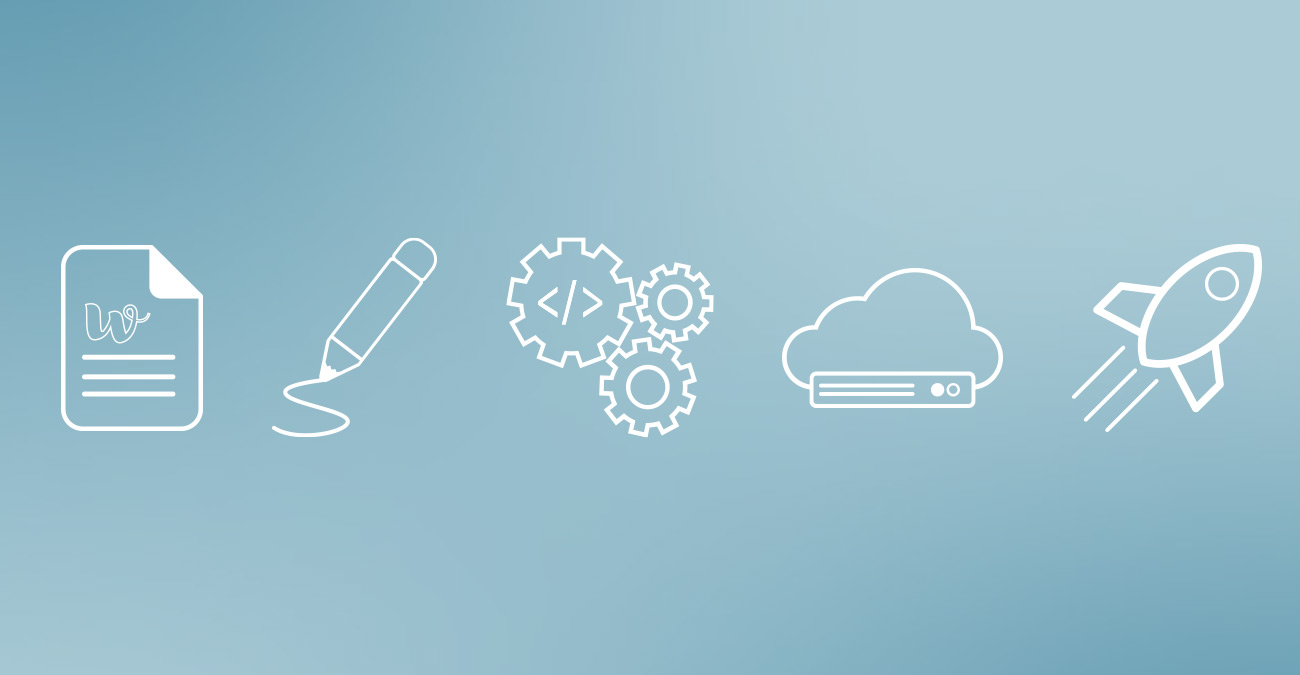 Wibble Web Design & Development - Blog - Our web design and development process